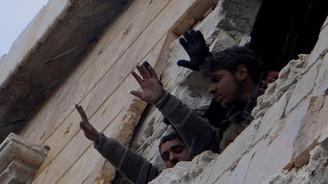 Suriye'de İran ve Hizbullah milisleri esir alındı
