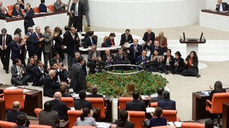 Meclis'te oturma eylemi