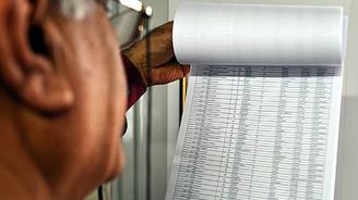 Seçmen kütüğü listeleri 14 Mart'ta askıya çıkacak