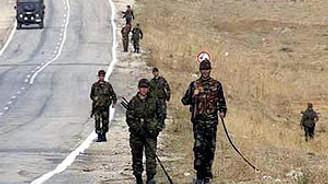 Şemdinli'de 1 asker şehit oldu