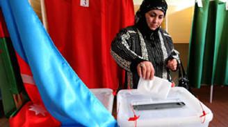 Azerbaycan'da milletvekili seçimi 1 Kasım'da