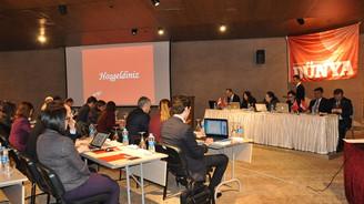 DÜNYA'nın 27. Bölgeler Toplantısı'nda yeni hedef ve projeler masaya yatırıldı