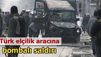 Türk aracına bombalı saldırı: 1  asker şehit