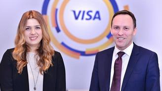 5 TL'nin 1'ini Visa'yla harcıyoruz