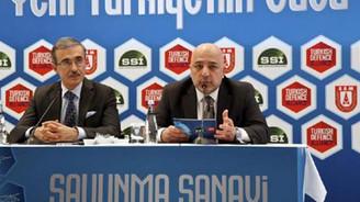 Savunma sanayinde hedef: ilk 100'de yedi Türk firması