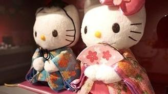 ''Hello Kitty'' 40. Yıl Sergisi