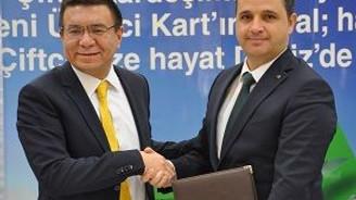 """DenizBank ile MEPAŞ'tan """"Üretici Kart"""" ortaklığı"""