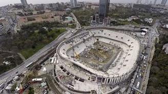 Vodafone Arena tam gaz devam!
