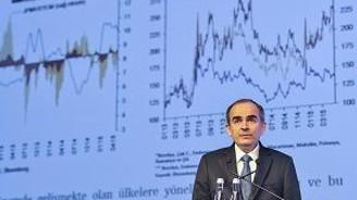 Merkez Bankası Başkanı Başçı Enflasyon Raporu'nu açıkladı