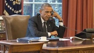 Obama'dan Anneler Günü sürprizi