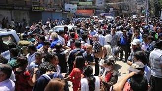 Nepal'de bir deprem daha