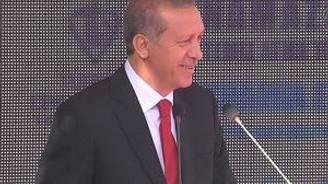 Cumhurbaşkanı Erdoğan'dan tercümana espri!