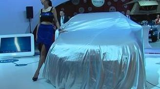 Toyota'nın geleceği ''MIRAI''