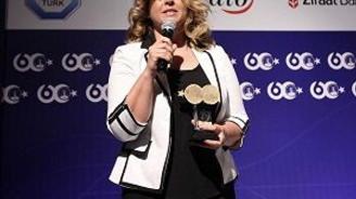 En başarılı kadın!