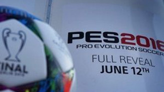 PES 2016'dan ilk video