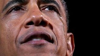 Obama'dan cenazede şarkı sürprizi!