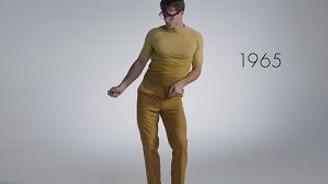 Erkekler 100 yıl böyle giyindi