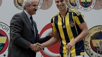 Ve Van Persie resmen Fenerbahçe'de