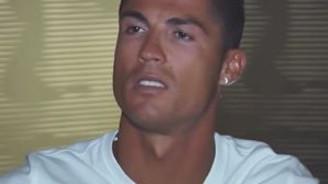 Ronaldo yayını kesti