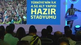 Şükrü Saraçoğlu 'en akıllı' stad olacak