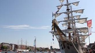 Avrupa'nın en büyük deniz festivali başladı
