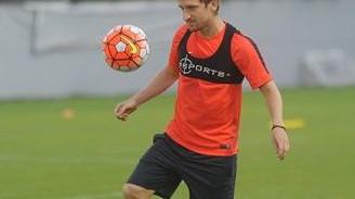 Chelsea'li yıldız Trabzonspor'la ilk antrenmanında