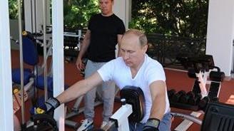 Putin ve Medvedev'in zinde kalma sırrı