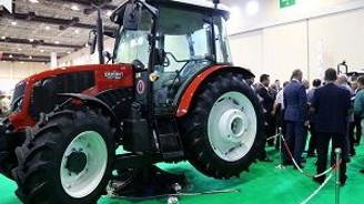 Samsun'da tarım fuarı çiftçilerden ilgi gördü
