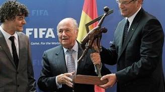 FIFA skandalı 2. adamı da götürdü