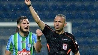 Türk Futbolunda bir ilk!