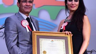 AOSB'nin 2014 yılı en başarılı firmalar ödül töreni