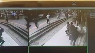 Dikimevi'ndeki dehşet anları güvenlik kamerasında