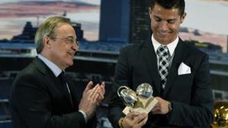 Ronaldo Real Madrid'in yaşayan efsanesi oldu