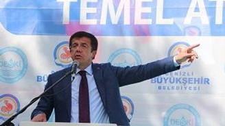 Zeybekci, Kızılcabölükspor tesislerini açtı