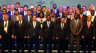 En yüksek katılımlı ICAN konferansı Antalya'da başladı