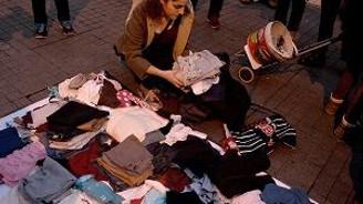 Beyoğlu'nda kıyafet takas sergisi!