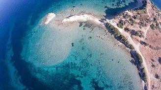 Kayıp antik ada bulundu