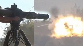 Rus Helikopterinin vurulma anı!