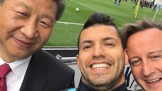 Manchester City'ye Çinli ortak