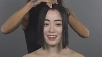 100 yılda Çinli Kadın Güzelliği