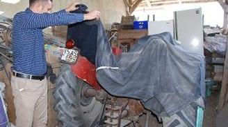 On yıldır kullanılmayan traktöre HGS cezası