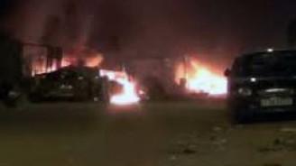 Otel baskınında 20 ölü, 126 rehine