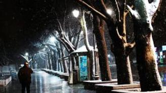 Yurtta kar ve kış halleri