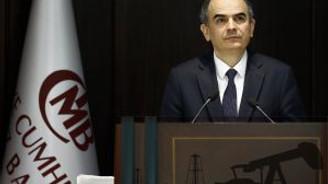 'Merkez Bankası'ndan Ham petrol fiyatı açıklaması