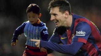 2 Messi buluşuyor
