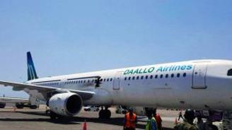 Somali uçağında patlamadan saniyeler sonra