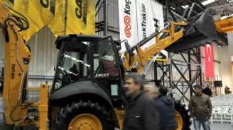 Türk Traktör, yeni iş makineleri tesisini açtı