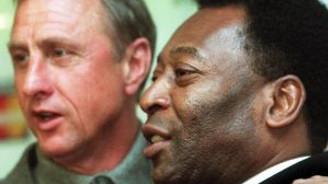 Futbolun ustası Cruyff, hayatını kaybetti