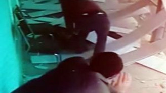 7 Askerin şehit olduğu patlama kamerada