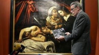 Çatı katında bulunan Caravaggio'nun değeri 120 milyon euro